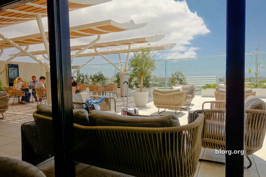 Best Priority Pass Lounge: La Valette Club, Malta