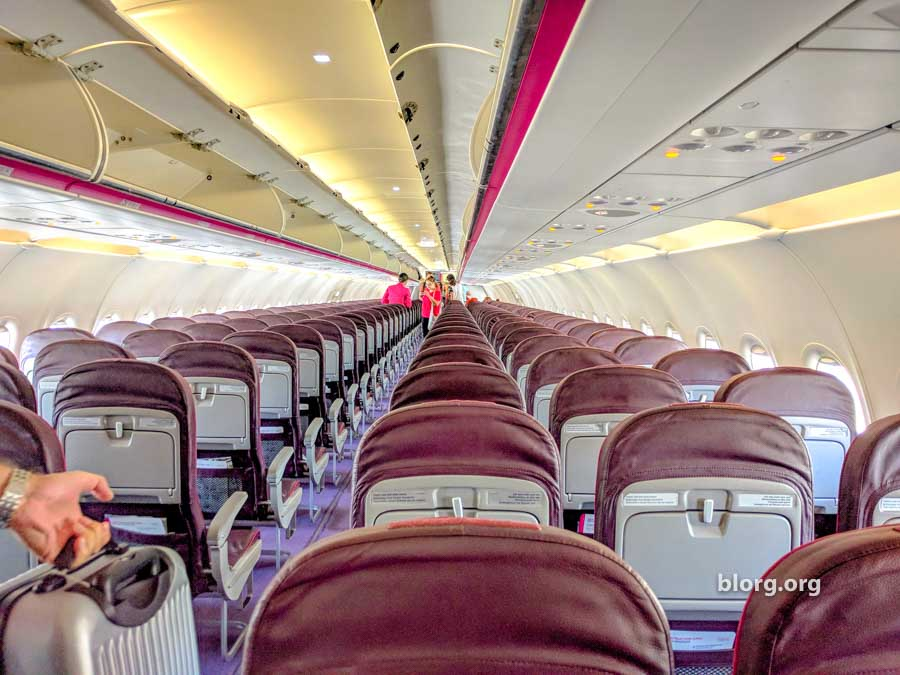 Wizzair review