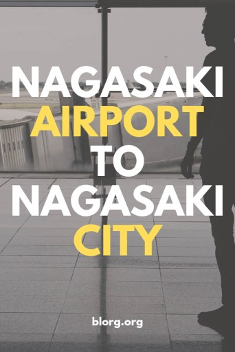 NAGASAKI airport guide