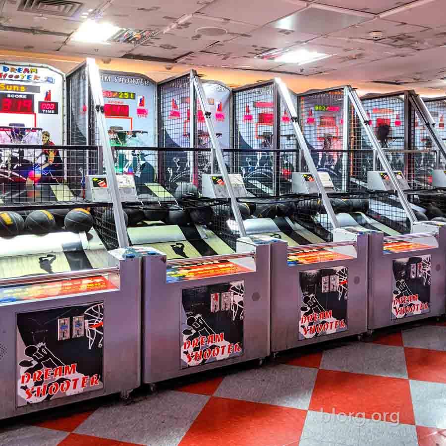 taipei arcade
