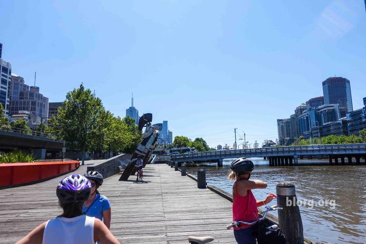 Melbourne Freddie's Bike Tour