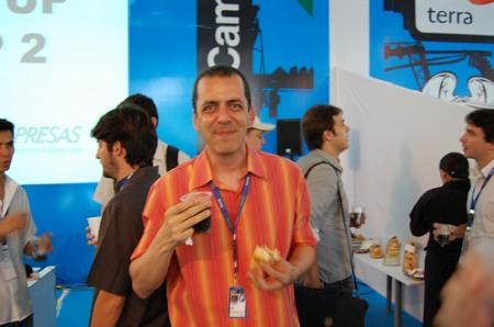 Wagner Fontoura - Campus Party Brasil 2008