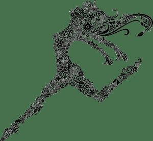 Blossom dance logo