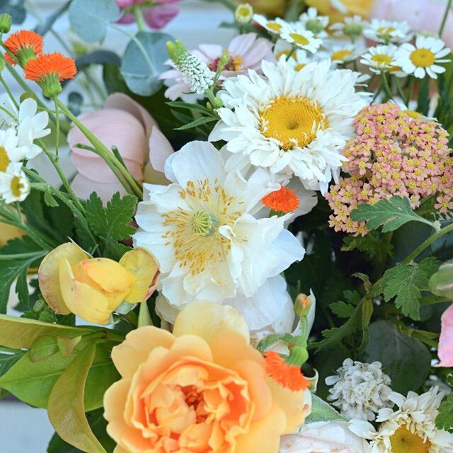 Florist's Garden Series:  May in the Garden