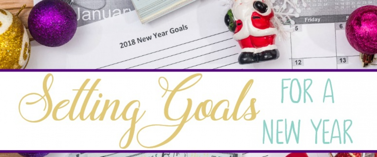 Setting goals for a new year featured