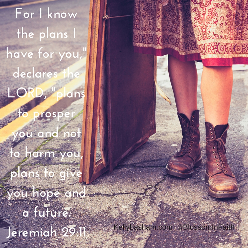 For I know the plans I have for you,_ declares the LORD, _plans to prosper you and not to harm you, plans to give you hope and a future.