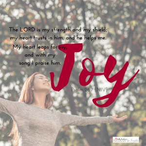 How to stop the enemy from stealing your joy.