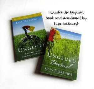 Unglued book & devotional