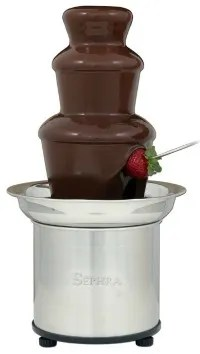 The Home Chocolate Fondue Fountain Is Another Fun Enchanting Gift Idea For Your Moms Birthday Or Parents Wedding Anniversary Its Perfect Size