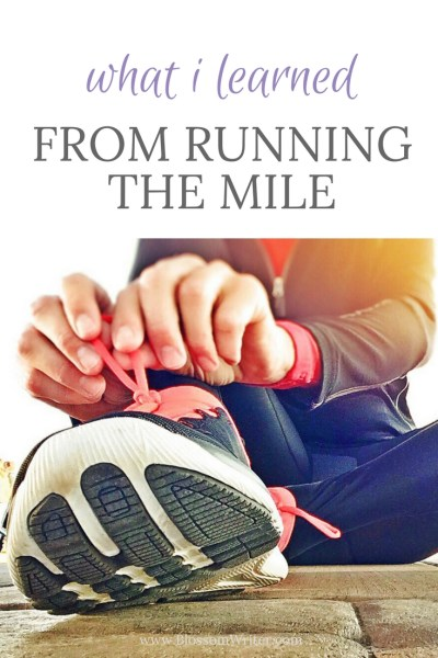 Pinterest What I Learned from Running the Mile