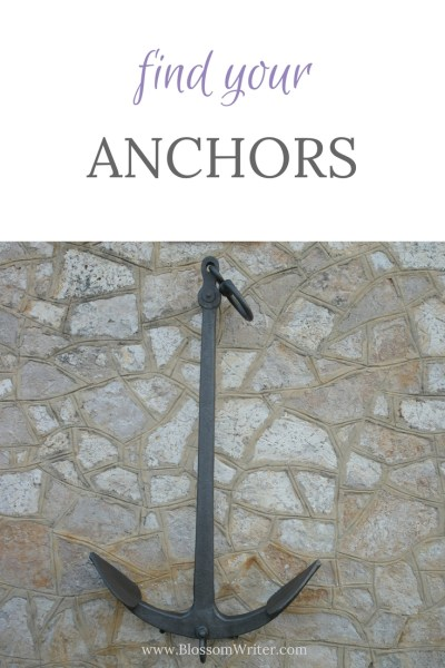 Pinterest Find Your Anchors