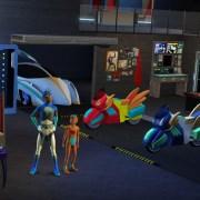THE SIMS 3 MOVIE STUFF DLC