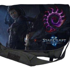 STARCRAFT MESSENGER BAG