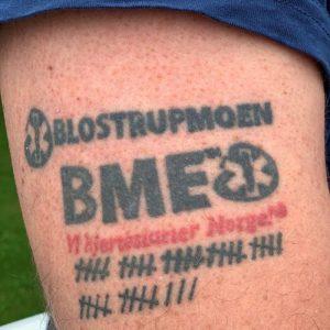 Blostrupmoens gründer Lars Håkon Blostrupmoen
