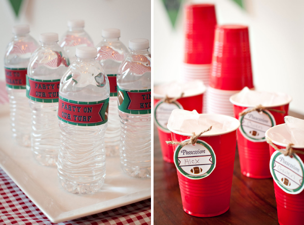 Football Idea of The Day: Drink Tags