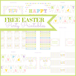 Easter!! Time for Free Printables!