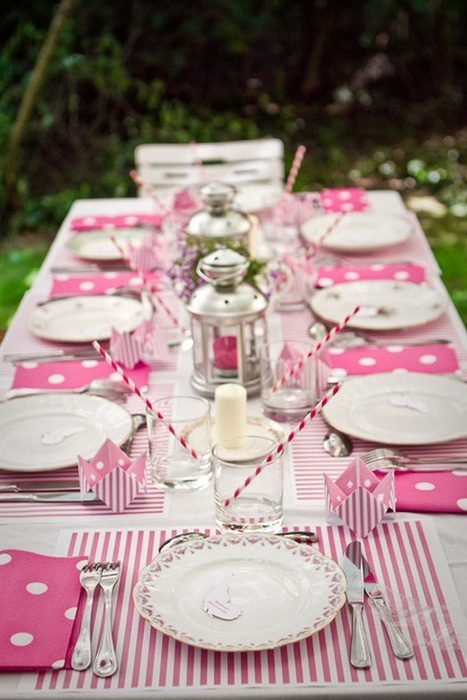 Valentine Tablescapes 2013
