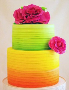Inspiring New Trend {Neon Wedding Ideas!!!}