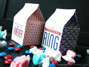Free July 4th Printables-Let Freedom Ring!