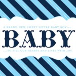 Baby Shower Free Printables!