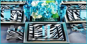 This Sweet 16 Has Zebra Print Written All Over It!