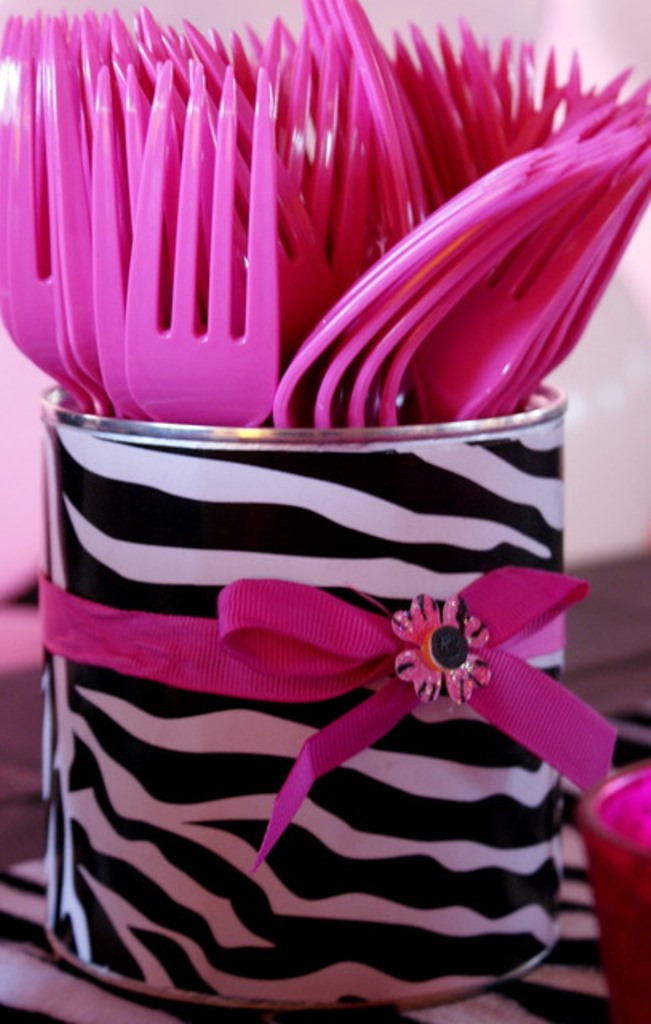 Animal Print Party Ideas