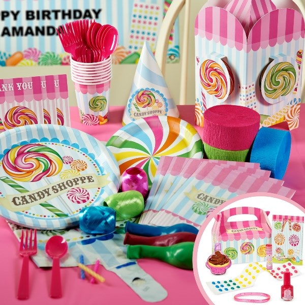 Sweet Shoppe Goodies! {It's A Candy Party!} - B. Lovely Events