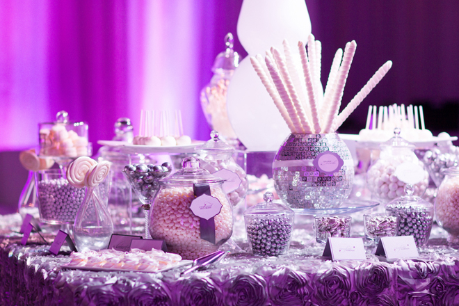 Love Is Sweet And So Are Wedding Candy Buffets! - B. Lovely Events