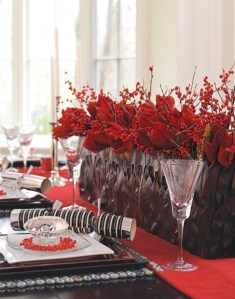 Christmas Countdown Day 15: Christmas Centerpieces