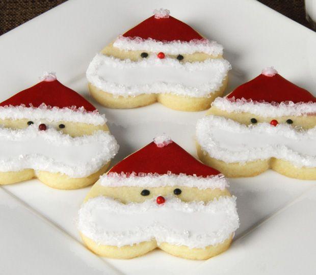 Santa cookies!