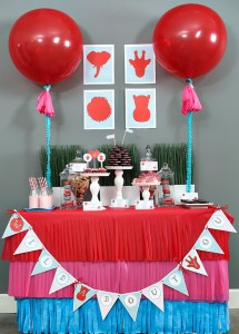Wild About You Valentine's Day Party!