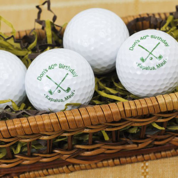 Excellent Cute Golf Party Finds! - B. Lovely Events WP22