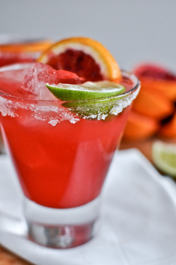 Blood Orange Margs- Yes!