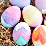 Watercolor Easter Eggs!