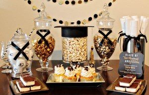 Our Styled Graduation Party!