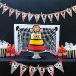 GOOOOAAAALLLL! {Soccer Party Ideas}