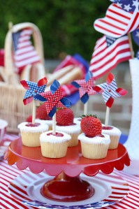 Loving Red, White And Blue