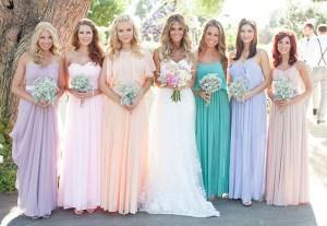 Pastel Wedding Ideas!