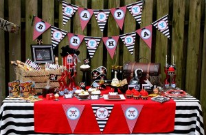 Arrrrghhhh! Fab Pirate Party Ideas!