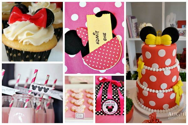 Our Fave Minnie Mouse Party Ideas