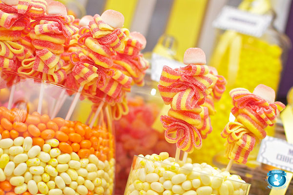 Trend Alert! Candy Kabobs