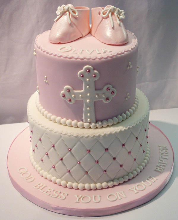 Catholic Baptism Sheet Cakes