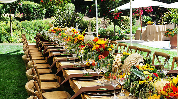 We Heart Outdoor Dinner Parties B Lovely Events