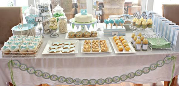 Lovely Christening Party!