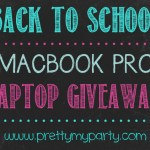 Macbook Pro Giveaway!
