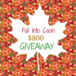 Fall Into Cash Giveaway!