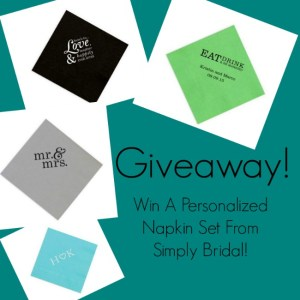 Giveaway From Simply Bridal!