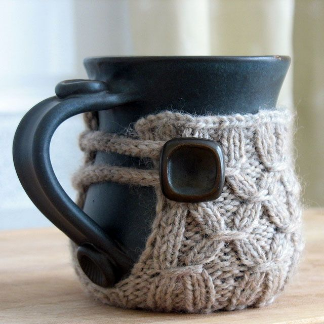 Yup this sweater mug is awesome!