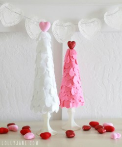 Valentine's Day Trees!
