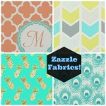 New Fabric At Zazzle!